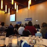 Photo taken at Salem Conference Center by Brandy J. on 11/2/2013