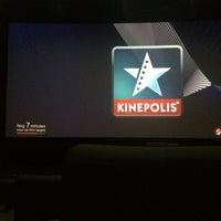 Photo taken at Kinepolis by Michel D. on 5/1/2017