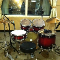 Photo taken at CSUSM Recording Studios by Angie G. on 11/27/2013