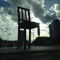 Снимок сделан в United Nations Office at Geneva пользователем Lalaina R. 10/31/2013