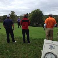 Photo taken at Birdwood Golf Course by Jeff K. on 10/11/2013