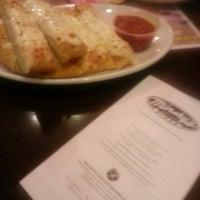 Photo taken at Minsky's Pizza by Amber P. on 1/24/2013