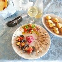Photo taken at ristorante mediterraneo by Roberto L. on 8/20/2014