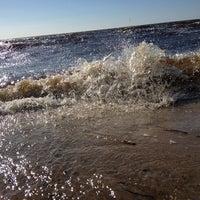 Foto tomada en Ягринский пляж por Oleg A. el 5/26/2013