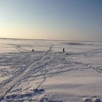 Foto tomada en Набережная залива Параниха por Oleg A. el 2/16/2013