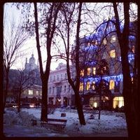 Снимок сделан в Контрактовая площадь пользователем Vadim M. 1/2/2013