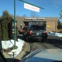 Photo taken at Starbucks by Mary A. on 1/9/2013