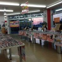 Photo taken at メガネ赤札堂 勝川店 by mai a. on 4/13/2013