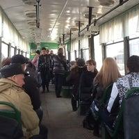 Photo taken at ост. Топографический Техникум by Максим К. on 4/20/2013