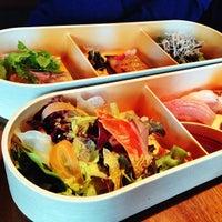 Photo taken at Nobu by lydia s. on 5/3/2013