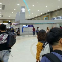 Photo taken at Terminal 2 by Phantip M. on 2/23/2017