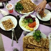 Photo taken at Konya Evi Pide Salonu by Mert G. on 4/23/2013