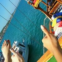 8/29/2016 tarihinde Elif K.ziyaretçi tarafından Poseidon Yacht'de çekilen fotoğraf