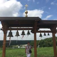 Photo taken at Белогорский мужской Монастырь by Ольга Д. on 7/26/2018