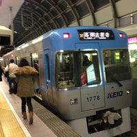 Photo taken at Inokashira Line Shibuya Station (IN01) by T3 on 2/19/2013