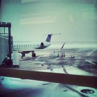 Photo taken at Quad City International Airport (MLI) by Joey B. on 2/27/2013
