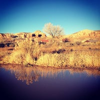 Photo taken at Bluff, UT by JIAXI L. on 11/28/2013