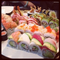 Photo taken at Fujiyama Sushi and Hibachi Grill by JIAXI L. on 3/19/2013