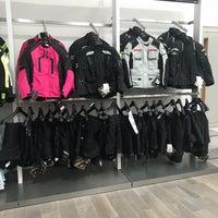 Photo taken at Shuberth Motorrad Shop by Sandra S. on 2/10/2018