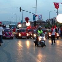 5/19/2013 tarihinde Seher A.ziyaretçi tarafından Fatih Sultan Mehmet Bulvarı'de çekilen fotoğraf