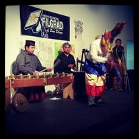 Photo taken at Centro Cultural De La Raza by Lysabeth L. on 5/26/2013