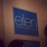 Photo taken at The Ellen DeGeneres Show by Lysabeth L. on 2/18/2013