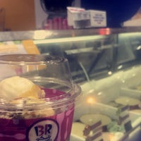 Photo taken at Baskin Robbins Ruwi by Sakoon on 3/23/2018