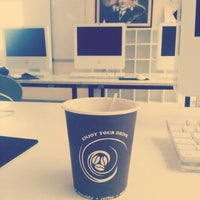 Photo taken at Yeditepe University VCD Department by Fatma S. on 4/21/2015