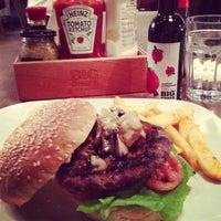 1/1/2013 tarihinde Bülent Nurdan B.ziyaretçi tarafından Big Chefs'de çekilen fotoğraf