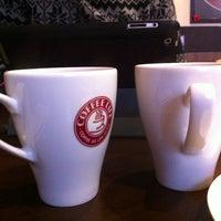 Photo taken at Coffee Life by Yarina O. on 1/27/2013