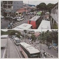 Photo taken at Jl. Letjen. Suprapto cempaka putih by Gatri A. on 12/2/2016