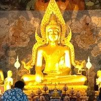 Photo taken at Wat Prathat Cho Hae by Phraewa on 4/13/2013