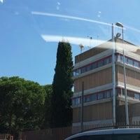 Photo taken at Istituto Tecnico Turistico Livia Bottardi by Tano D. on 9/23/2013