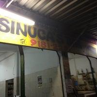 Photo taken at Sinucas's Bar by Aline S. on 7/14/2013