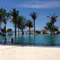 Photo taken at Ayodya Resort Bali by Toocha on 9/14/2013