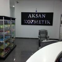 2/15/2013 tarihinde Zafer K.ziyaretçi tarafından Aksan Kozmetik A.ş'de çekilen fotoğraf