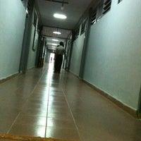Photo taken at Fakultas Ilmu Sosial dan Politik by IbEe I. on 1/21/2013