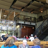 Photo taken at Stone Brewing World Bistro & Gardens by Gino R. on 10/8/2012