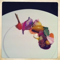 Photo taken at Restaurant Centpourcent by Pelle C. on 1/24/2013