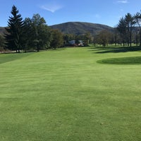 Photo taken at The Greenbrier Golf Club by Chad R. on 10/21/2017