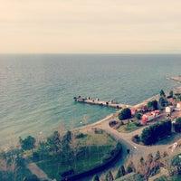 Photo taken at İhlas Armutlu Tatil Köyü by Sadettin K. on 2/2/2013