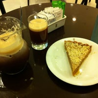 Photo taken at Havanna Café by Diego K. on 2/17/2013