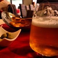 Photo taken at Restaurant La Giberga by Samanta D. on 10/10/2013
