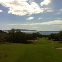 Photo taken at Wailea Golf Club by Ryan S. on 10/6/2012