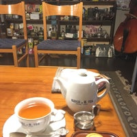 Photo taken at TEA HOUSE MUSICA by Ryo I. on 5/4/2018
