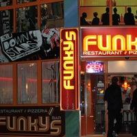 Photo taken at Funkys Bar by Kristof C. on 3/10/2016