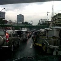 Photo taken at Quezon Avenue by chiara s. on 1/22/2013