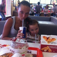 Photo taken at KFC by Alina S. on 5/16/2013