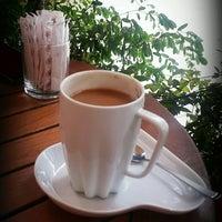 8/30/2017 tarihinde Saliha Gizem K.ziyaretçi tarafından Kahve Dünyası'de çekilen fotoğraf