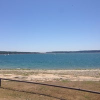 Photo taken at Canyon Lake by Kelli B. on 5/4/2014